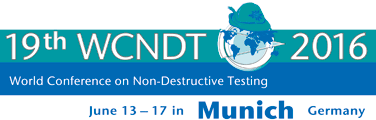 19th World Conference on Non-Destructive Testing 2016